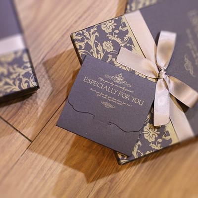 러블리 미니카드- blossom black