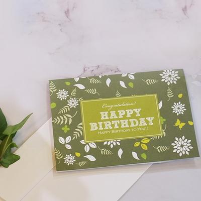 카드-Birthday Ver.2