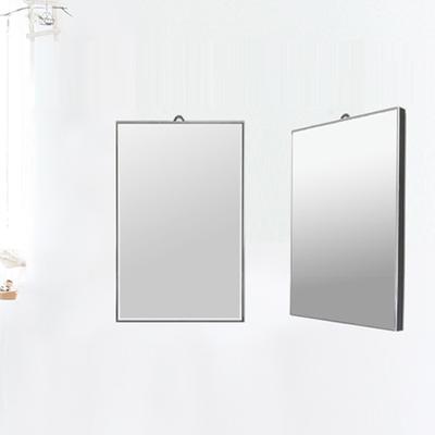 모던 벽걸이 욕실겸용 거울 (소)