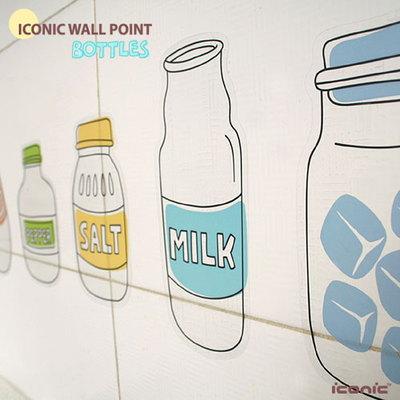 韩国壁贴墙贴|贴纸|简笔画; 可乐瓶子简笔画_可乐瓶简笔画_卡通瓶子简