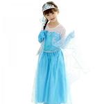 겨울왕국 엘사 사파이어 드레스