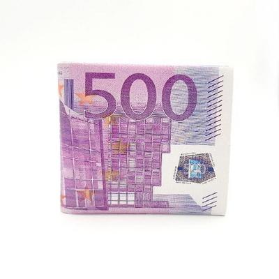 500유로 특별하고 유니크한 지갑 나와또