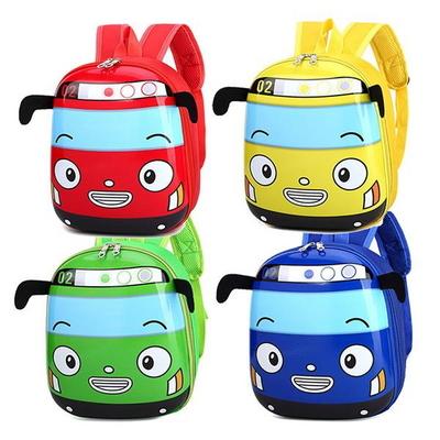 2번버스타요 유아동 나들이 소풍가방 캐릭터가방