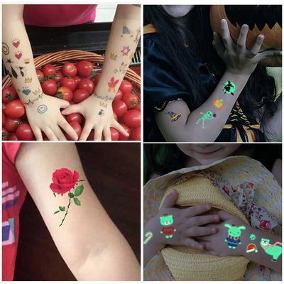 포인트 타투스티커 패션헤나 문신 모음