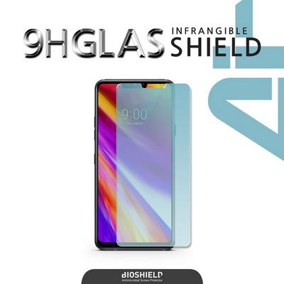 LG G7 G7+ 씽큐 인프랜져블 9H 글라스쉴드에어 플렉스글라스