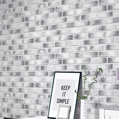 벽돌 시트지 인테리어 벽지 파벽돌 콘크리트