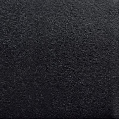 점착식 바닥 데코타일 솔리드블랙 엠보스 (TI-10)12장