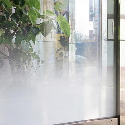 창문 유리 시트지 썬팅지 망입 PET 안전 필름
