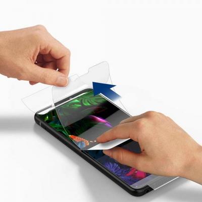 아라리 LG G8 액정보호필름 퓨어 다이아몬드 2매
