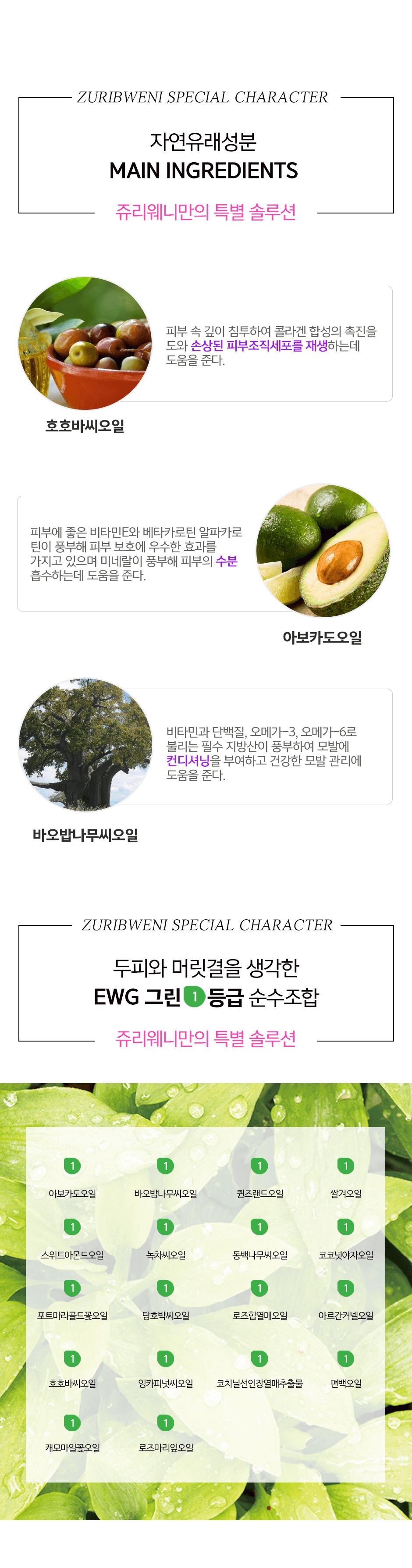 YGS 패스트 퍼퓸 트리트먼트 - 쥬리웨니, 19,900원, 헤어케어, 샴푸/린스
