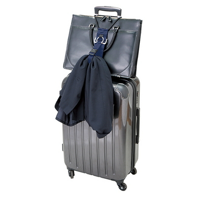 PH 여행용 캐리어 가방 및 자켓 고정 벨트(특허)