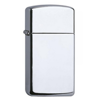 [ZIPPO] 1610 SLIM HIGH POLISH CHROME