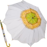 써머 데이지 - 원목 자동장우산