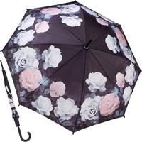 빈티지 로즈 - 원목 자동장우산
