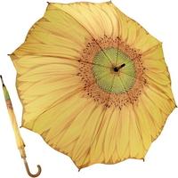 썬플라워 - 원목 자동장우산
