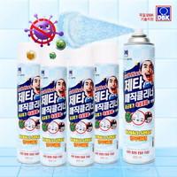 [한국DBK]욕실청소 제타 매직클리너/거품분사형 600ml 5개세트