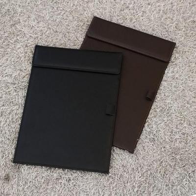 [토마톰스]자석클립형 A4 가죽서류홀더(결재판)
