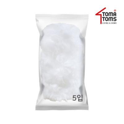 [토마톰스]더스틱 양면 먼지떨이 리필 대(5입)