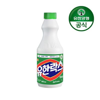 [유한양행]유한락스 후레쉬 1L