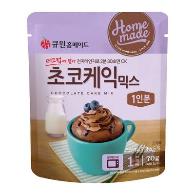 초코케익믹스 70g (전자레인지용)