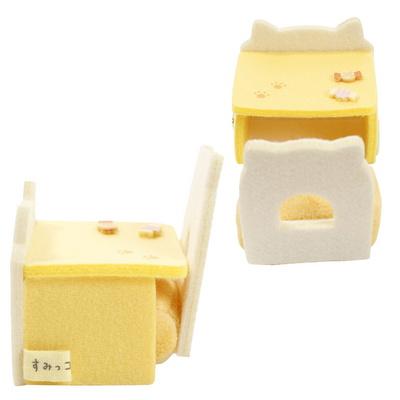 스미코구라시 봉제인형 책상과 의자 MX39601