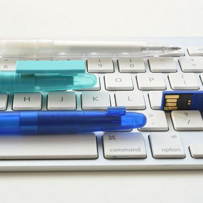 인포 USB 16G 메모리 젤펜