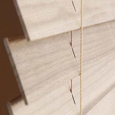 [제너럴]오동나무원목우드블라인드-내츄럴