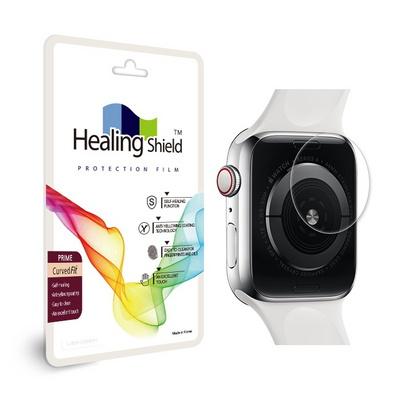 애플 워치4 44mm 프라임 고광택 심박센서 액정 2매