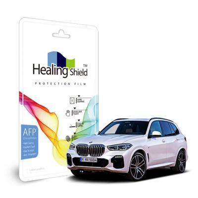 BMW X5 2019 계기판 클러스터 올레포빅 액정보호필름