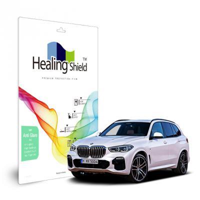 BMW X5 2019 12.3형 내비게이션 저반사 Light 필름