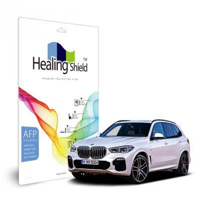 BMW X5 2019 12.3형 순정 내비게이션 올레포빅 필름