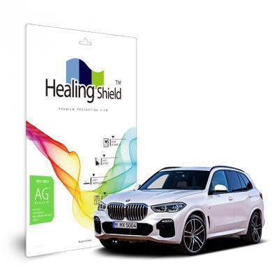 BMW X5 2019 12.3형 순정 내비게이션 저반사 액정필름