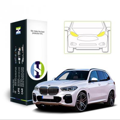 BMW X5 2019 자동차용품 PPF 필름 헤드라이트 세트