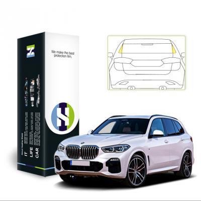 BMW X5 2019 자동차용품 PPF 트렁크도어필러 세트