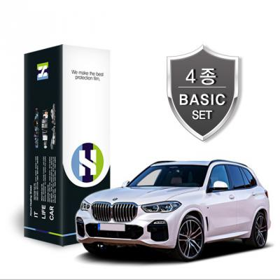 BMW X5 2019 자동차용품 PPF 4종세트+도어컵4매