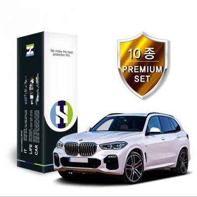BMW X5 M 스포츠 패키지 2019 PPF 10종세트+도어컵4매