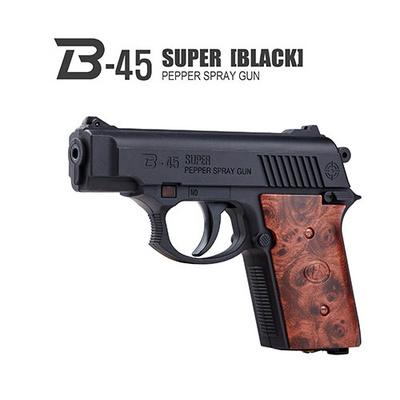 호신용품 호신용_ 페퍼스프레이건 B-45 슈퍼