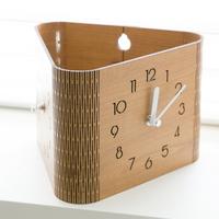 무소음 커브 양면시계 숫자