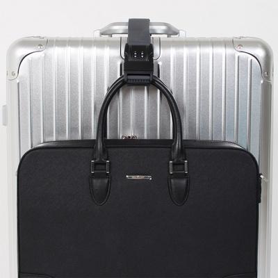 TCUBE 소매치기방지 여행가방 안전보조벨트 - 2다이얼