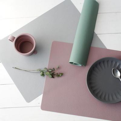파스텔 실리콘 식탁매트(3color)