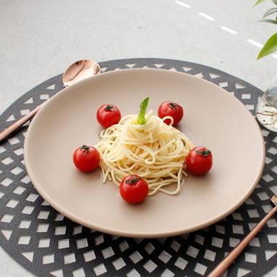 에크렌(Ecrins) 원형 접시 대 - 4color