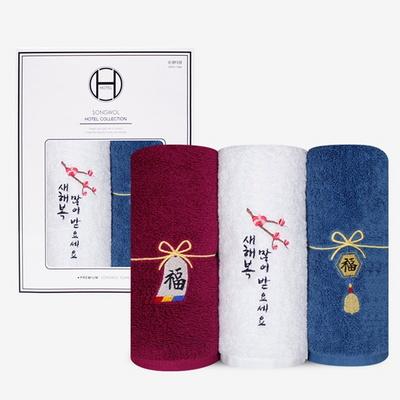 송월 리본복 170g 2매 선물세트