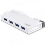 와이어맥스 USB 3.0 허브 4포트 마이허브 US4-WH