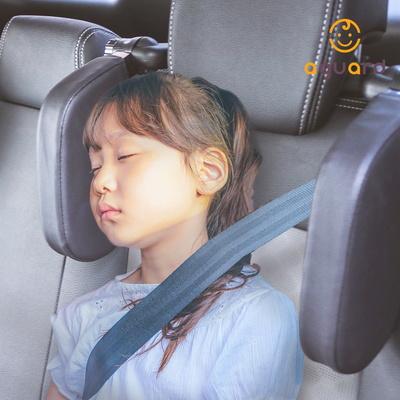 아가드 차량용 헤드레스트 쿠션 1입 어린이 아기 쿠션