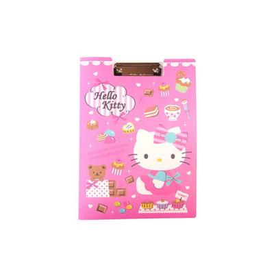 키티 클립밴드화일(핑크) 3431