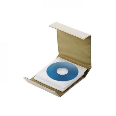 앨범형 디스크 CD 케이스 24매 화이트