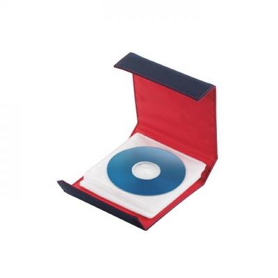 앨범형 디스크 CD 케이스 24매 네이비