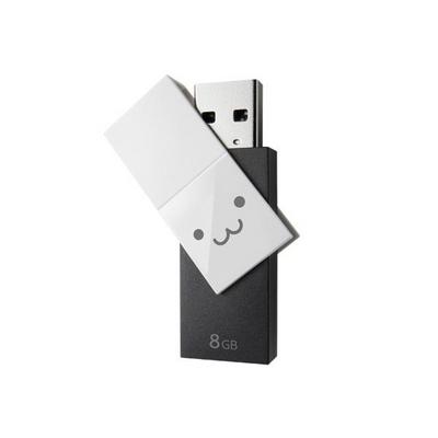 스윙타입 USB 3.0 메모리 8G 화이트