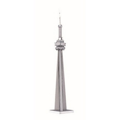 3D메탈웍스 - 캐나다 CN 타워 (3DM510558) 금속조립키트