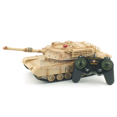 M1A2 에브람스 RC 배틀탱크 (SXT125084TAN)